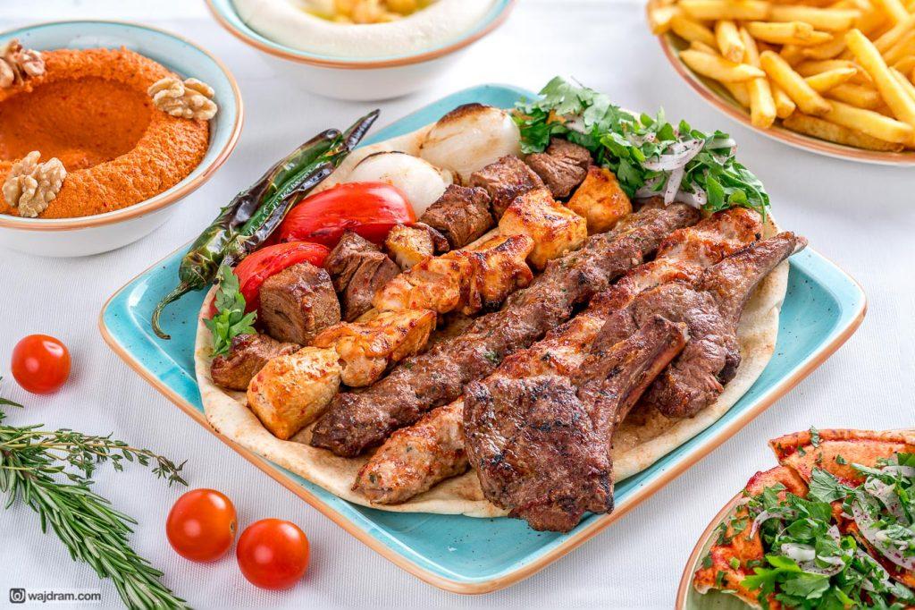 برج الحمام - قائمة الطعام - مصور - أطعمة - صانع افلام - الرياض - السعودية - وجد رمضان