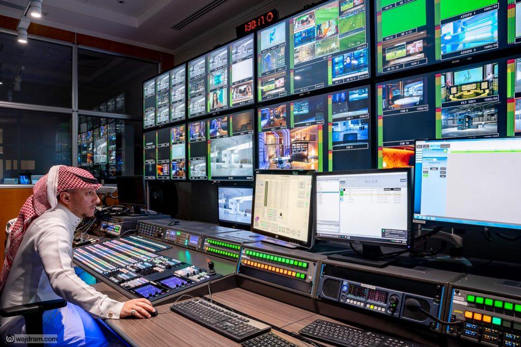 هيئة الإذاعة والتلفزيون - مصور- صانع افلام - الرياض - السعودية - وجد رمضان