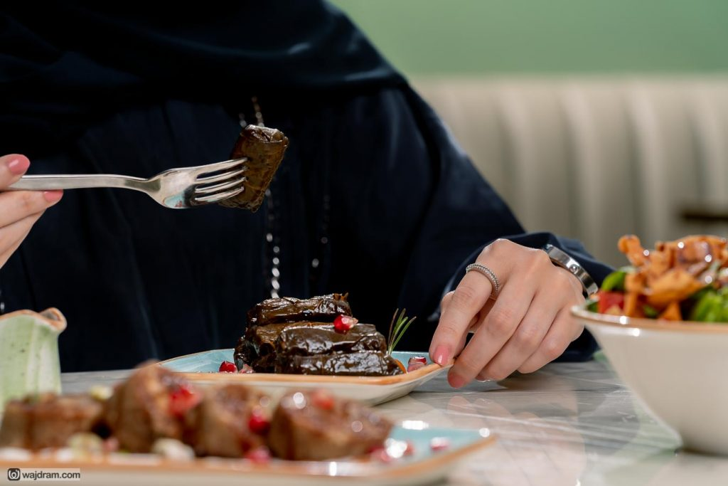 برج الحمام بيسترو - مصور أطعمة - صانع افلام - الرياض - السعودية - وجد رمضان